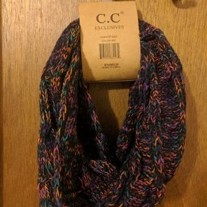 C.C. Exclusives Accessories - C.C. Exclusives Infinity Scarf